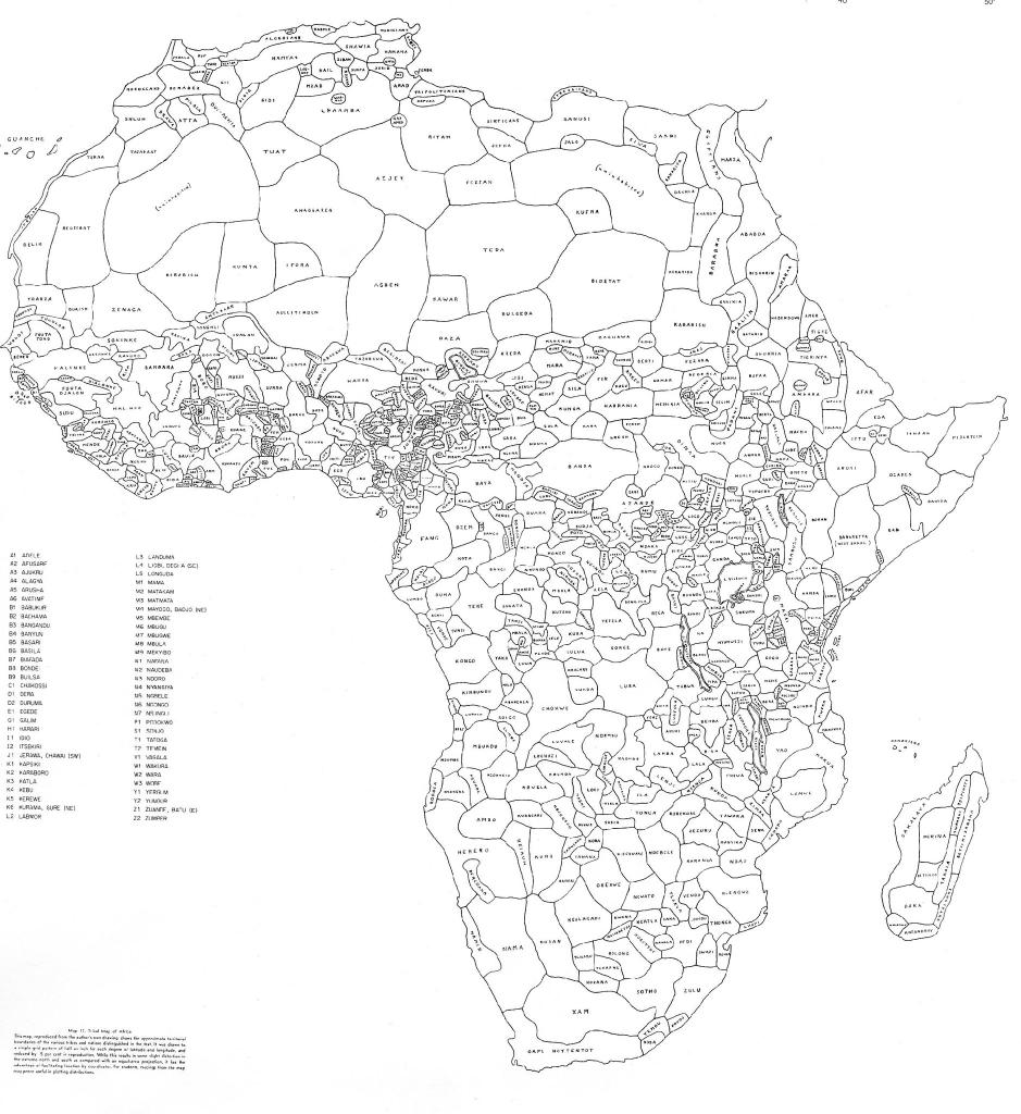 Polyglotta Africana