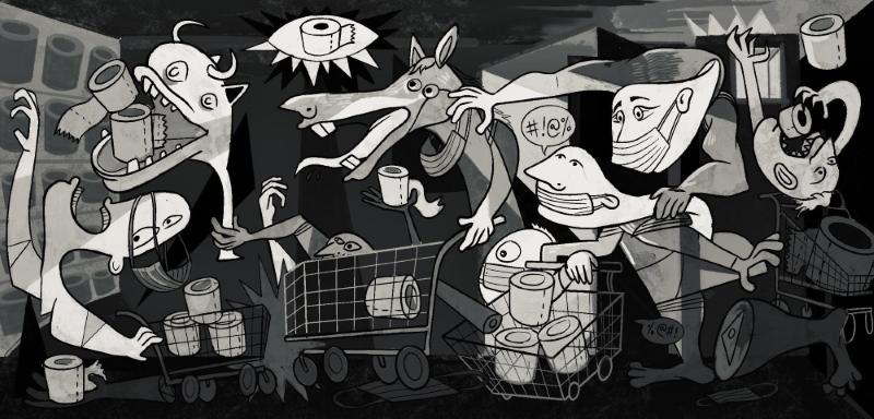Guernica's Covid