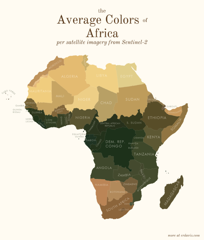 Africa Colours