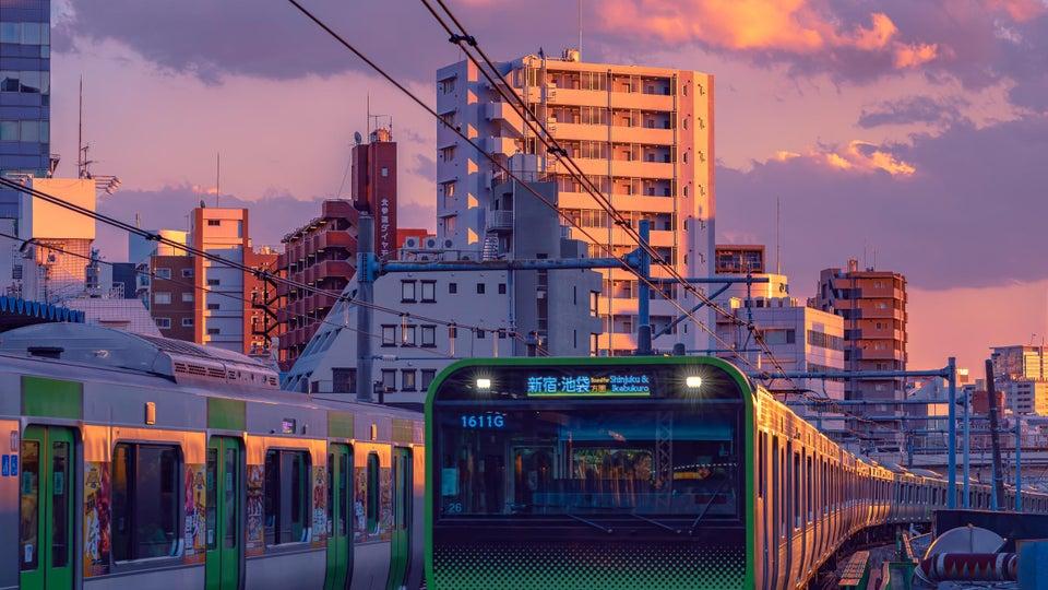 Japan Commute 2