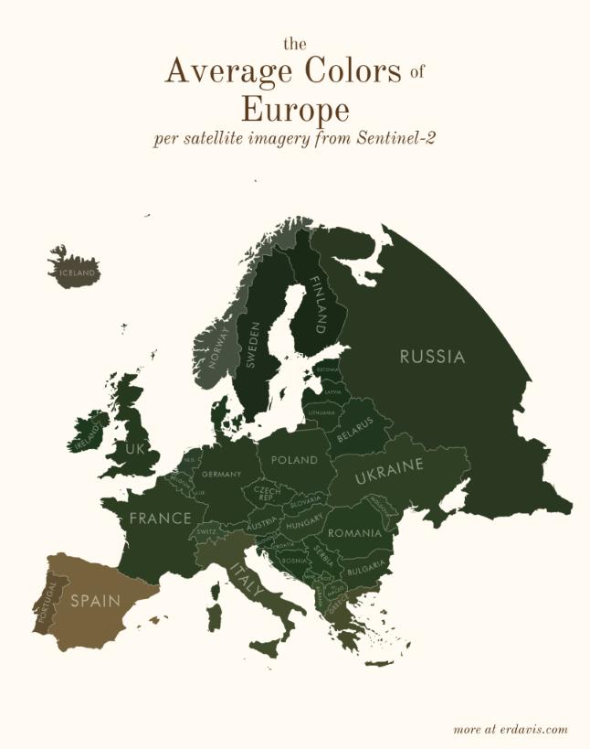 Europe Colours