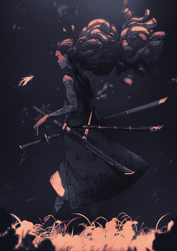 Golden Samuraii