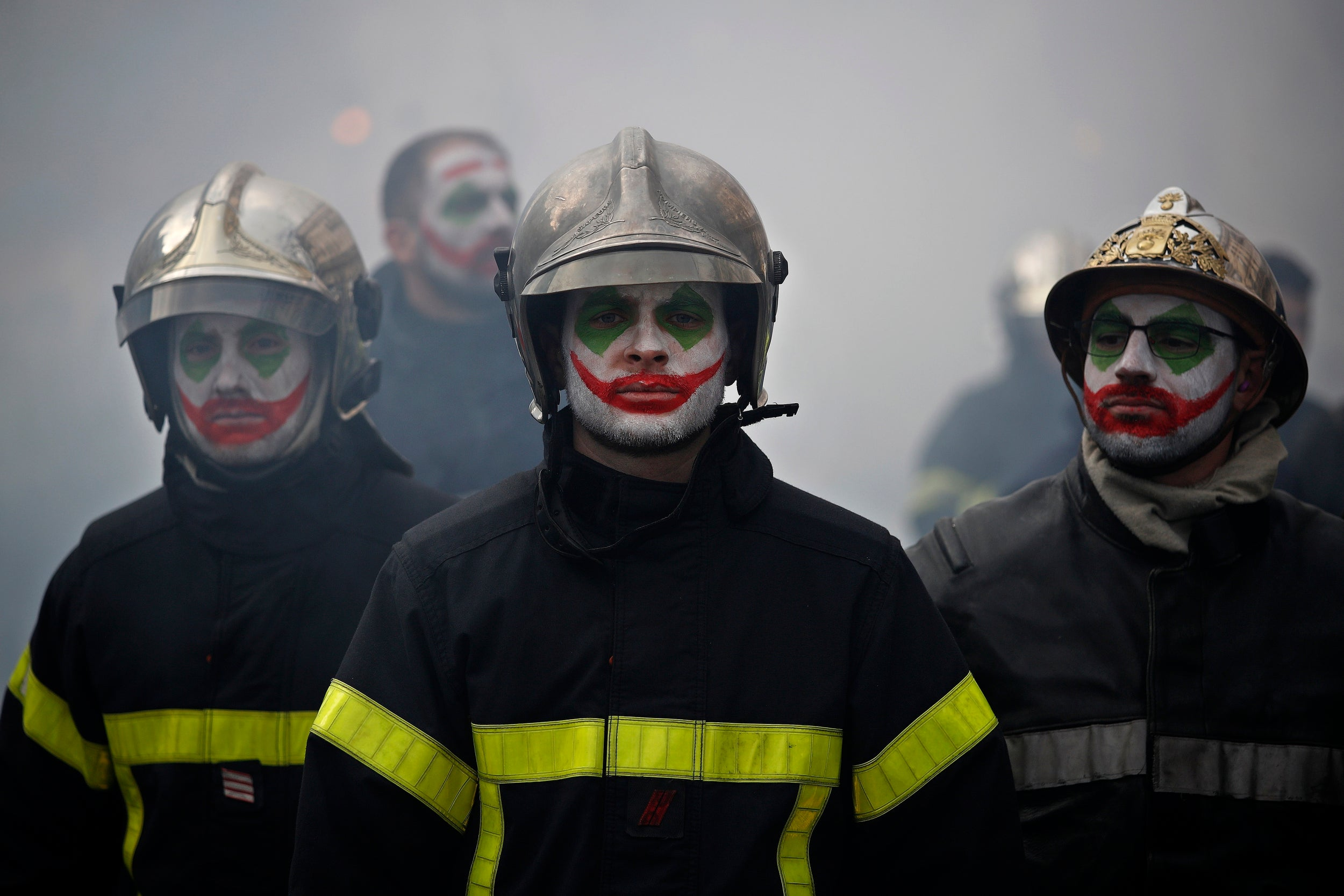 Joker Firefighter