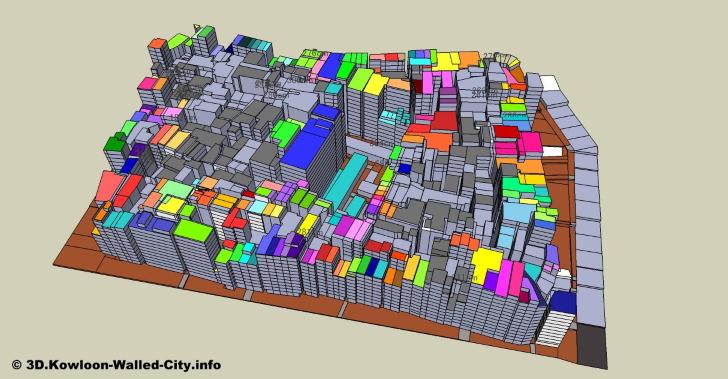Kowloon 3D
