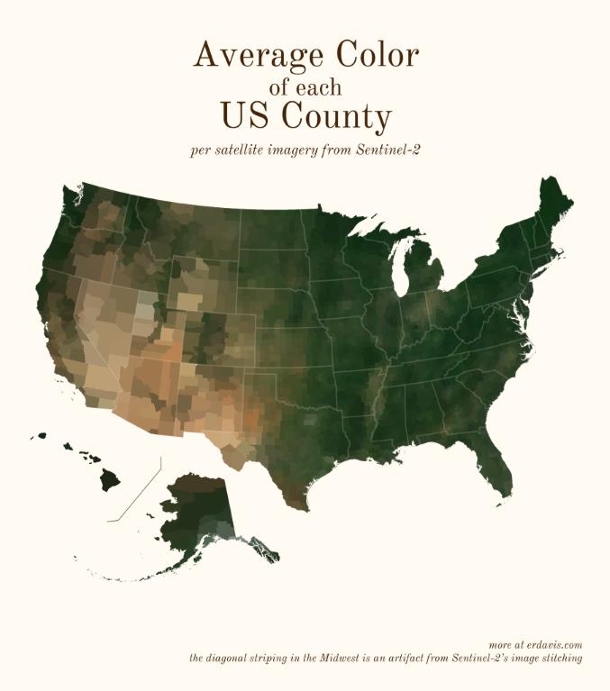 USA Colours